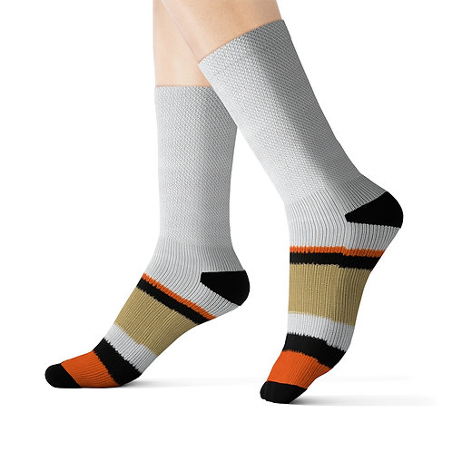 Anaheim Ducks Team Colour Sublimation Socks
