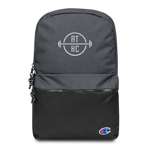 RTHC Embroidered Champion Backpack