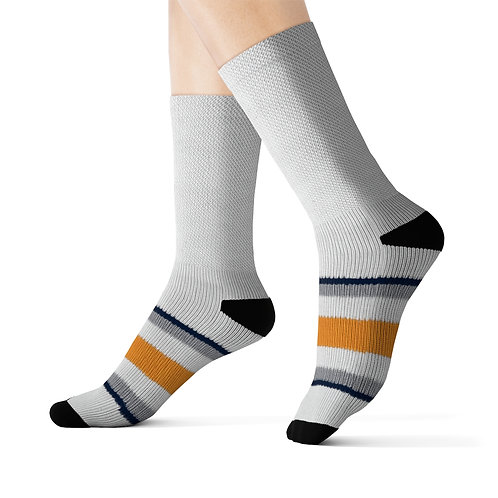 Buffalo Sabres Team Colour Sublimated Socks