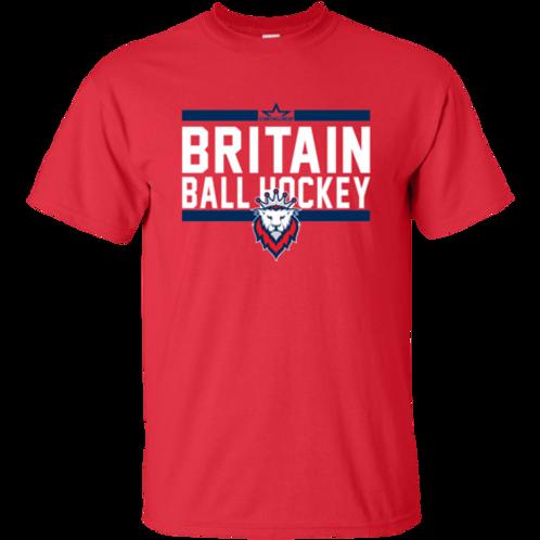 Team GB Club Cotton T-Shirt