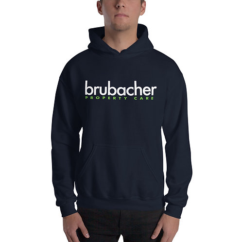 Brubacher Property Care Unisex Gildan Heavy Cotton Hoodie
