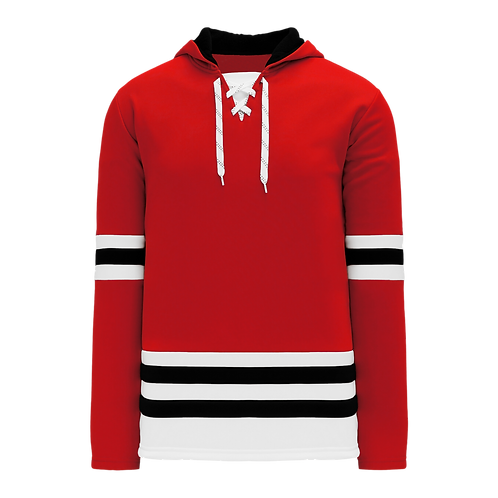 Chicago Blackhawks Team Jersey Hoodie
