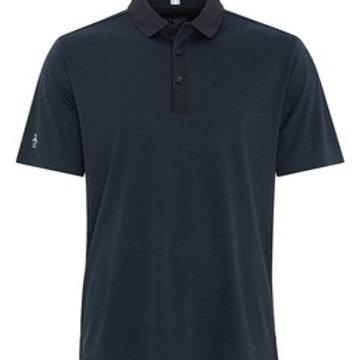 Original Penguin Intarsia Heathered Golf Shirt
