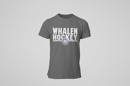 Whalen Blues Grey T-shirt