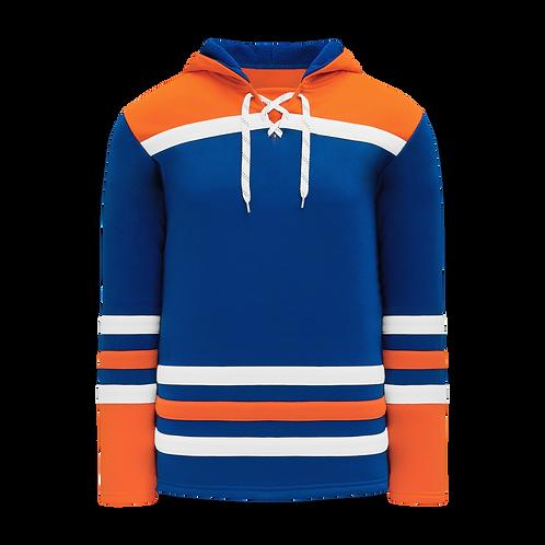 Edmonton Oilers Team Jersey Hoodie