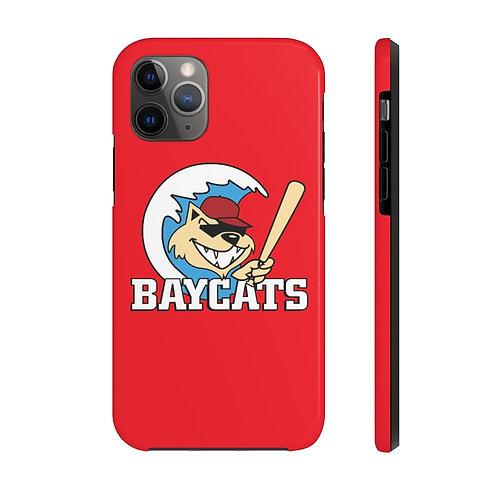 Baycats Vintage Logo Case Mate Tough Phone Cases