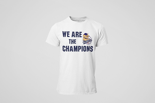 Baycats We are the Champs Cotton T-shirt