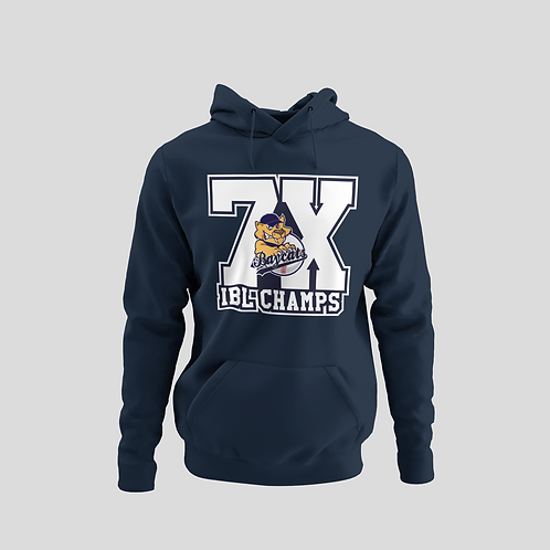 Baycats 7X IBL Champs Performance Hoodie