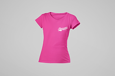 mockup-of-a-woman-s-v-neck-ghosted-t-shi