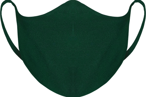 Forest Green - Reusable Face Mask