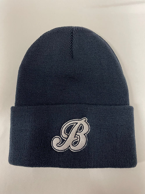 Baycats Cuffed Toque Navy