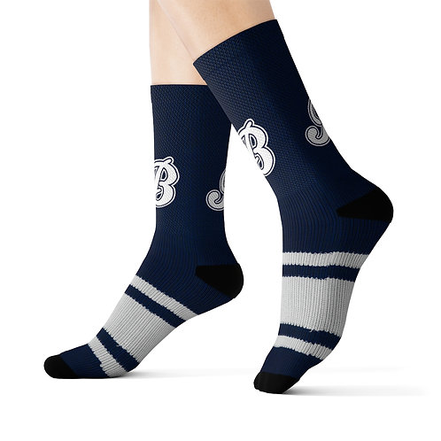 Baycats Sublimated Socks