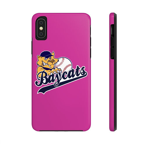 Baycats Pink Case Mate Tough Phone Cases