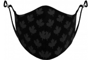 Maple Leaf Adjustable - Reusable Face Mask