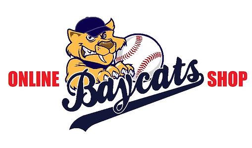 Barrie Baycats Online Shop Logo ONLINE S