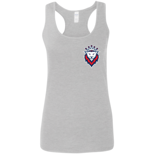 Team GB Ladies Racerback Tanktop