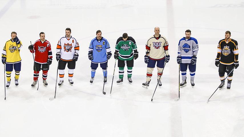 Hockey athletes