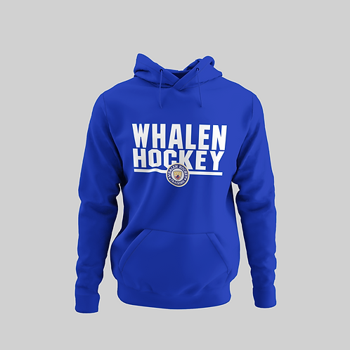 Whalen Blues Blue Performance Hoodie