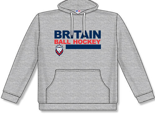 Team GB Club Logo Cotton Hoodie