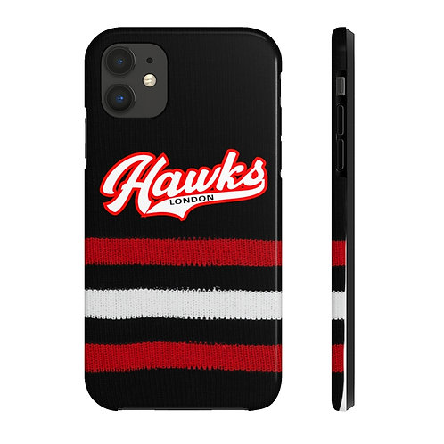 London Hawks Case Mate Tough Phone Cases