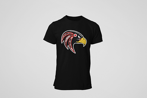 London Hawks Black T-Shirt