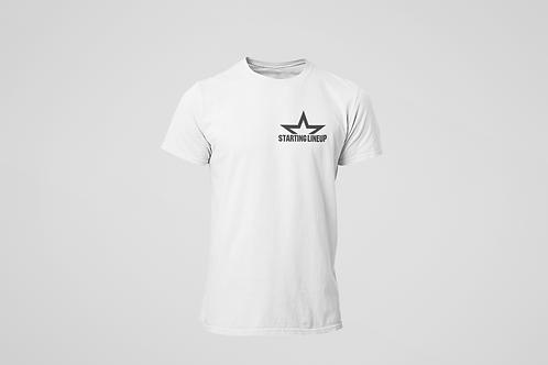 Starting Lineup Main Logo Cotton T-Shirt