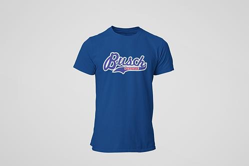 Busch Possums Blue T-Shirt (Main Logo)