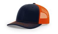 Richardson 112 - Navy Orange