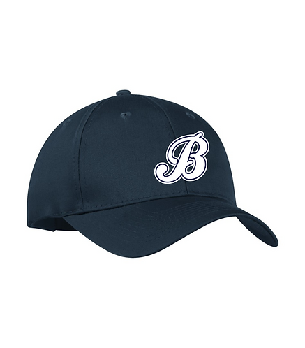 Baycats Youth Adjustable Hat Navy