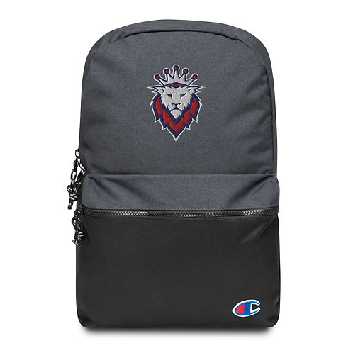 Team GB Embroidered Champion Backpack