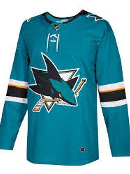 San Jose Sharks NHL Jersey