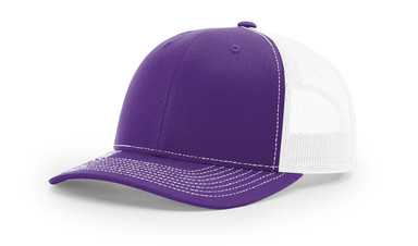 Richardson 112 - Purple White