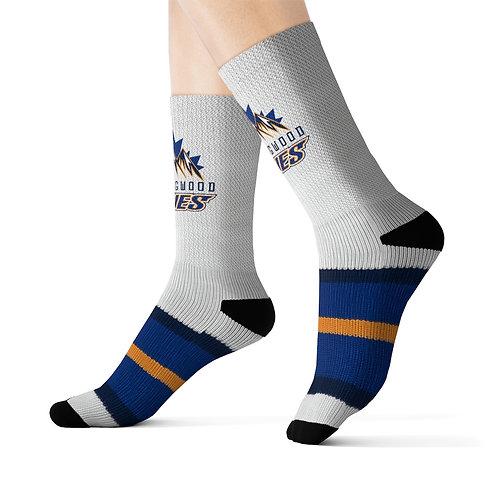 Collingwood Blues Sublimated Socks