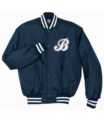 Baycats Vintage Dugout Jacket B Logo