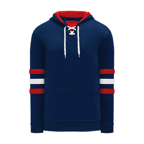 Hockey Socks Striping Jersey Hoodies