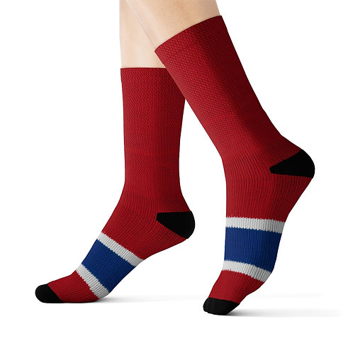 Montreal Canadiens Team Colour Socks