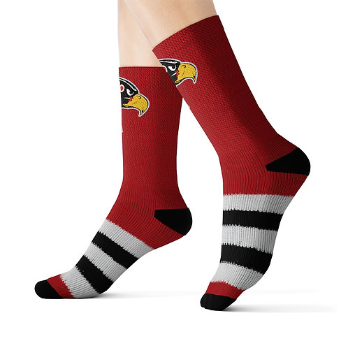 London Hawks Sublimated Team Socks