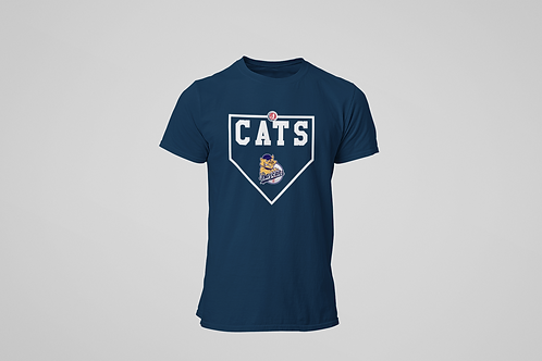 Baycats Diamond T-Shirt Navy