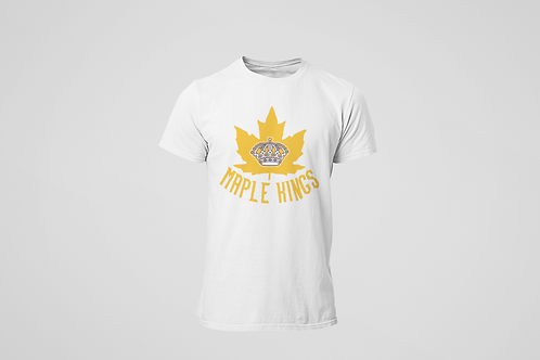 Maple Kings White T-Shirt