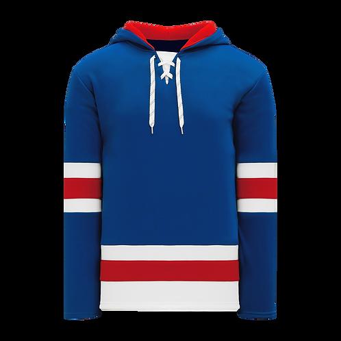 New York Rangers Team Jersey Hoodie
