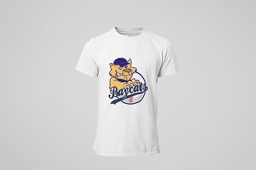 Baycats Logo T-Shirt White