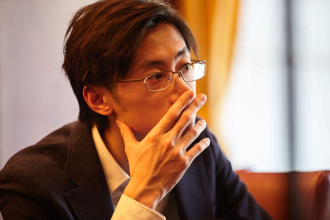 CMO Y.YAMAMOTO