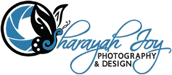 Sharayah Joy Photography and Design Logo
