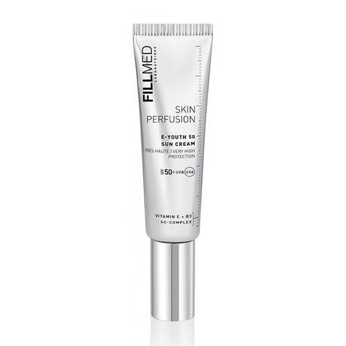 Skin Perfusion E-Youth 50 Sun Cream 50ml