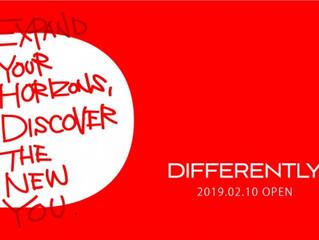 日本初上陸のブランドを取り扱う高感度アパレル旗艦店【DIFFERENTLY】が南青山に2月10日(日)オープン