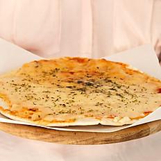 Pizzas Individual de Mozzarella