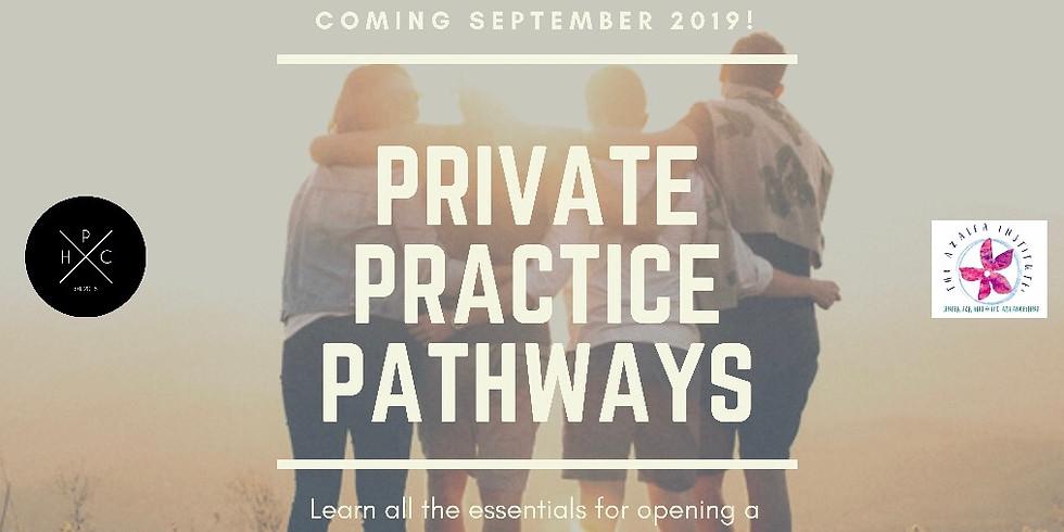 Private Practice Pathways