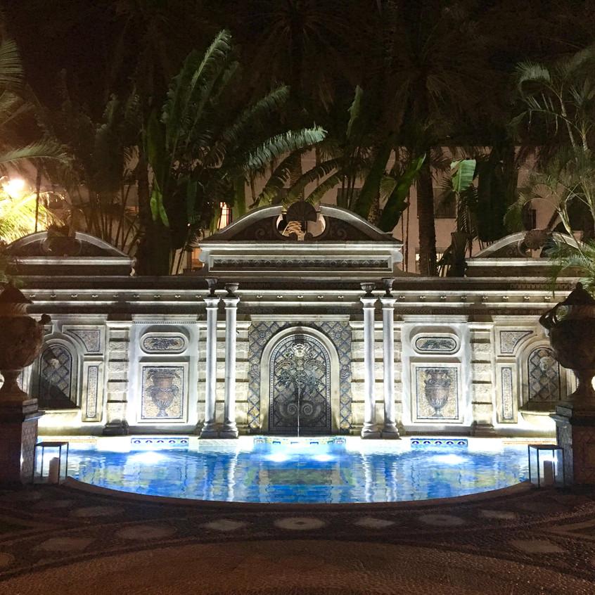 Versace Mansion, Miami, Randomly Blogging Around