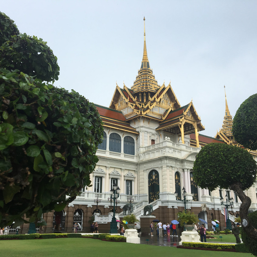 Bangkok, Thailand, Randomly Blogging Around