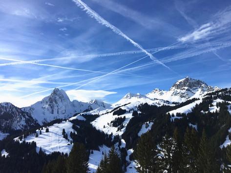 Gstaad - Switzerland's High Class Ski Resort